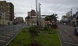 Ponta Grossa - Praça do Expedicionário em Ponta Grossa-Foto:Rafael Klimek