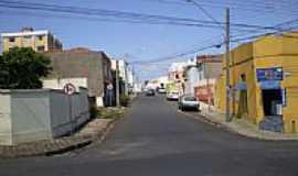Ponta Grossa - Rua Julio Wanderley em Ponta Grossa-Foto:Rafael Klimek