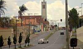 Ponta Grossa - Vista da Igreja da Imaculada Conceição em Ponta Grossa-Foto:Rafael Klimek