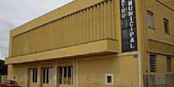 Cine Pax no prédio do Teatro Municipal  em Ponta Grossa-Foto:Rafael Klimek