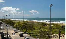 Pontal do Paraná - Pontal do Paraná-PR-Avenida da praia-Foto:Priscila Forone