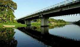 Pontal do Paraná - Ponte Rio Guaraguaçu-Foto:Paulo Armando