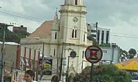 Portão - Igreja Católica-Foto:Isa Lanziani