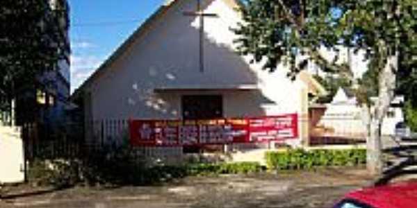 Igreja Luterana-Foto:Egon Landgraf