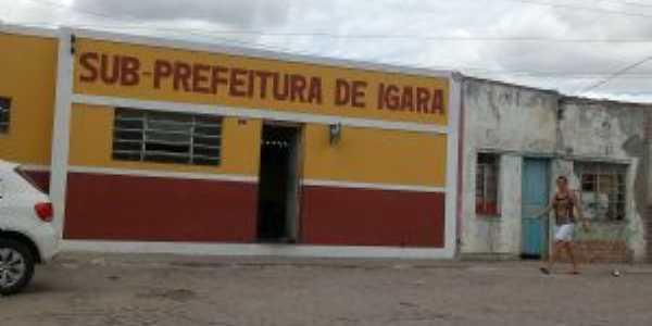 prefeitura, Por Ronaldo de Castro Silva