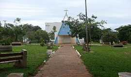 Porto Camargo - Porto Camargo-PR-Igreja Matriz-Foto:CAMARGO