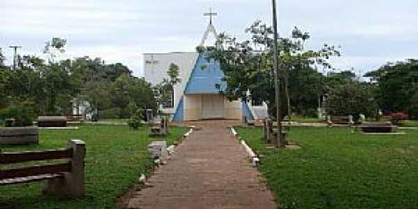 Porto Camargo-PR-Igreja Matriz-Foto:CAMARGO