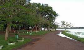 Porto Mendes - Porto Mendes-PR-Beira do Lago de Itaipu no Parque de Lazer Annita Wanderer-Foto:Ricardo Mercadante