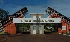 Porto Mendes - Porto Mendes-PR-Portal do Parque de Lazer Annita Wanderer-Foto:www.mcr.pr.gov.br