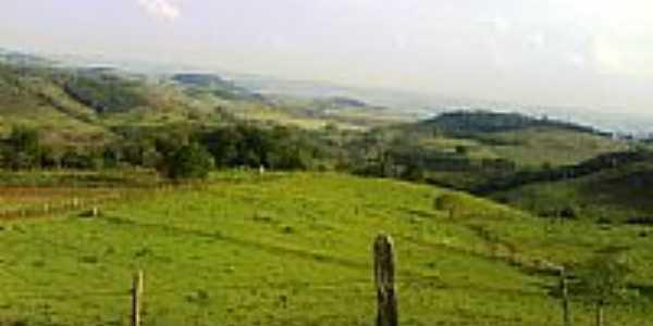 Vista de Alagado à 5KM de Porto Santana-Foto:TCHELOSUL
