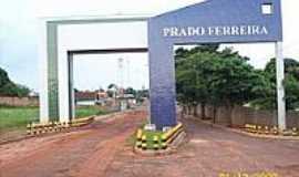 Prado Ferreira - Pórtico da cidade-Foto:mncofer