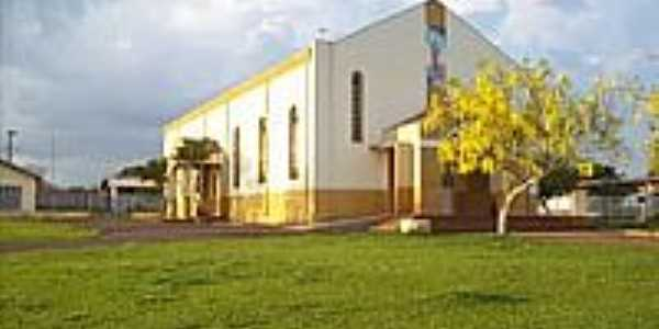Igreja Matriz São JoãoBatista-Foto:mncofer