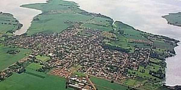 Primeiro de Maio-PR-Vista aérea-Foto:Paraná Turismo