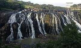 Prudentópolis - Cachoeira do Salto Manduri - Foto Portal das Cachoeiras
