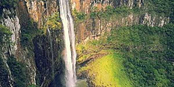 Cachoeira do Salto S�o Francisco - Foto Portal das Cachoeiras