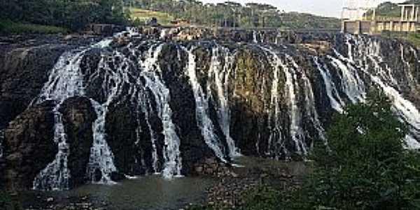 Cachoeira do Salto Manduri - Foto Portal das Cachoeiras