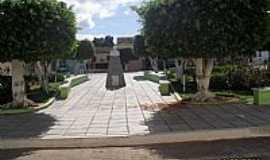 Carneiros - Carneiros-AL-Praça Cônego José Bulhões-Foto:Sergio Falcetti
