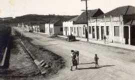 Quatiguá - começando meio fio em 1929, Por juracy gusmão