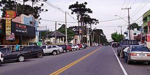 Imagens da cidade de Quatro Barras - PR