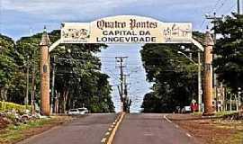 Quatro Pontes - Imagens da cidade de Quatro Pontes - PR