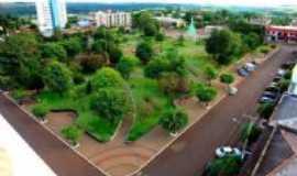 Quedas do Iguaçu - Praça Pedro Alzides Giraldi, Por Joao