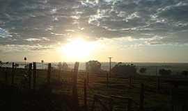 Querência do Norte - Querência do Norte-PR-Pôr do Sol em área rural-Foto:jack wirth