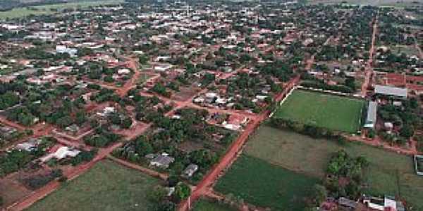 Imagens da cidade de Querência do Norte - PR