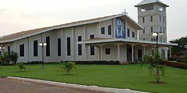 Quer�ncia do Norte-PR-Matriz de N.Sra.da Concei��o-Foto:pt.wikipedia.org