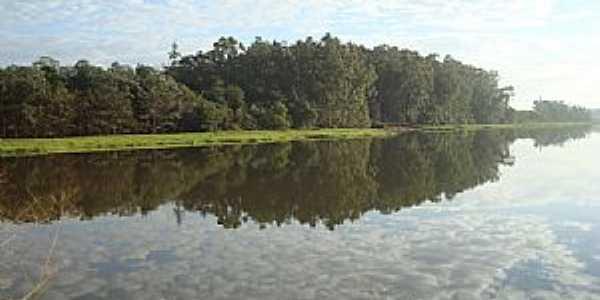 Quer�ncia do Norte-PR-Rio Paran�-Foto:jack wirth
