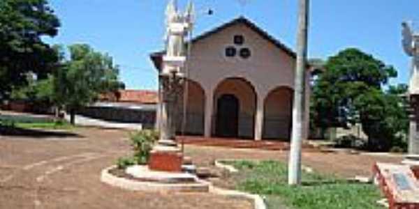 Igreja em Quinzópolis-Foto:Ldsa