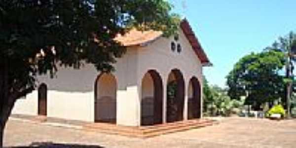 Igreja de Quinzópolis-Foto:Ldsa