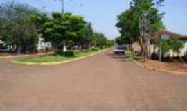 Ramil�ndia - Rua em Ramil�ndia, Por Sival Moreira de Brito