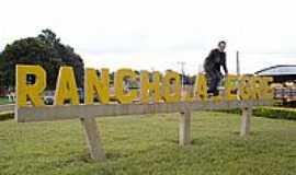 Rancho Alegre - Entrada da cidade-Foto:johnnybhz