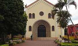 Rancho Alegre - Igreja Matriz-Foto:johnnybhz