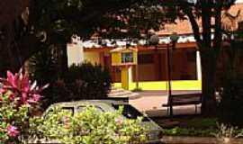 Rancho Alegre - Praça da Matriz-Foto:johnnybhz