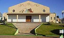 Rancho Alegre d Oeste - Paróquia  São José em Rancho alegre d´Oeste-PR-Foto:Nilson Reis Gonçalves