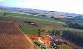 Rancho Alegre d Oeste - Vista aérea de Rancho Alegre d´Oeste-Foto:Gal dos Anjos