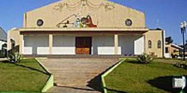 Paróquia  São José em Rancho alegre d´Oeste-PR-Foto:Nilson Reis Gonçalves