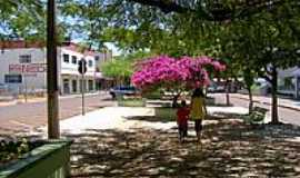 Realeza - Praça em Realeza-Foto:[ AERO ] JEloy Al Ma…