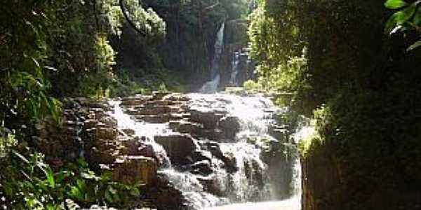 Reserva-PR-Salto da Usina Rio Maromba-Foto:Gerson Gomes