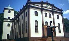 Ribeirão Bonito - Igreja Matriz de Ribeirão Bonito-Foto:anderweiss