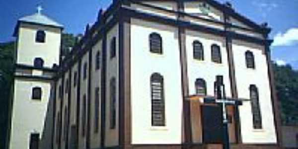 Igreja Matriz de Ribeirão Bonito-Foto:anderweiss