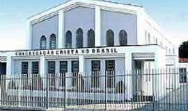 Ribeirão Claro - Igreja da Congregação Cristã do Brasil em Ribeirão Claro-Foto:Congregação Cristã.NET