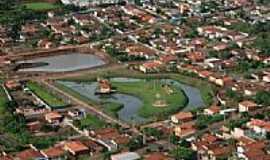 Ribeirão Claro - Vista aérea-Foto:Gian Marcos