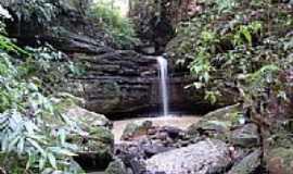 Rio Azul - Cachoeira por edmundo horwat