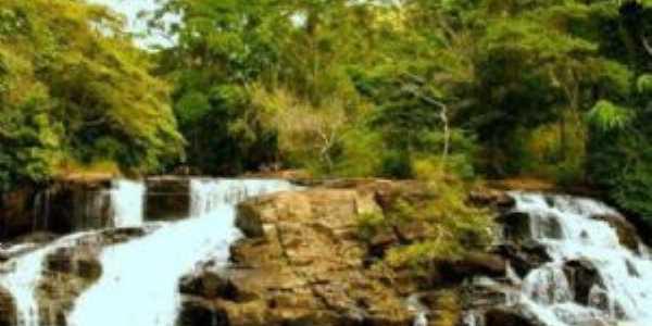 cachoeira do bequinha - vale do riachão do camberiba - iguaí  - ba, Por Nelo Ferrari