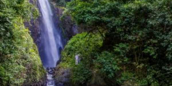 cachoeira do dino - vale do riachão do camberiba - iguaí  - ba, Por Nelo Ferrari