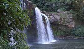 Rio Branco do Ivaí - Rio Branco do Ivaí-PR-Cachoeira-Foto:Sofia kawka do Prado