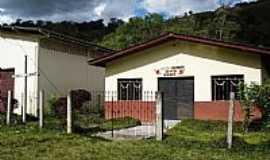 Rio Branco do Sul - Rio Branco do Sul-PR-Capela de N.Sra.do Amparo na Comunidade de Corriola dos França-Foto:Elétro Motores Itaperuçu