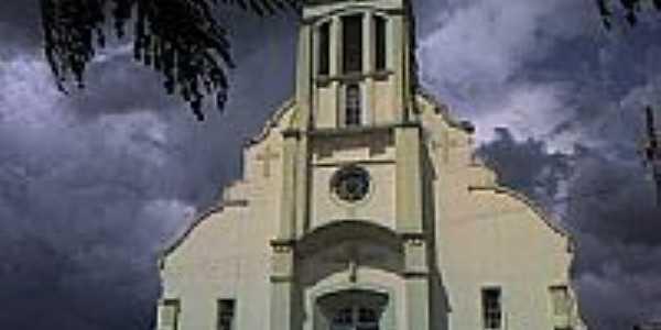 Igreja N.S.do Rosário-Foto:Casemiro Witasiak